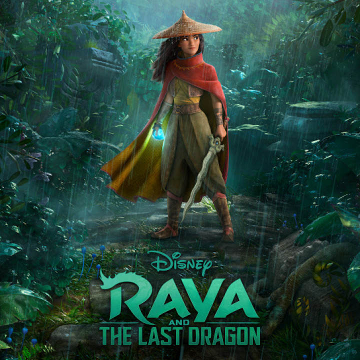 Raya and the Last Dragon (Original Motion Picture Soundtrack) - Cover