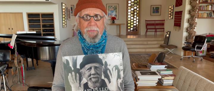 "Charles Lloyd über sein Album ""Tone Poet"""