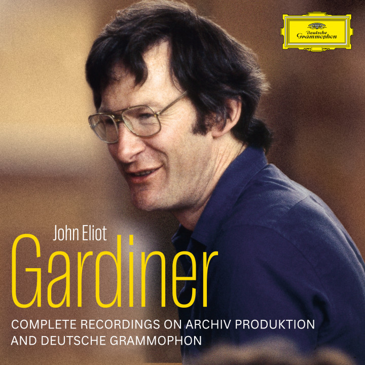 Sir John Eliot Gardiner - Complete Recordings on DG & Archiv