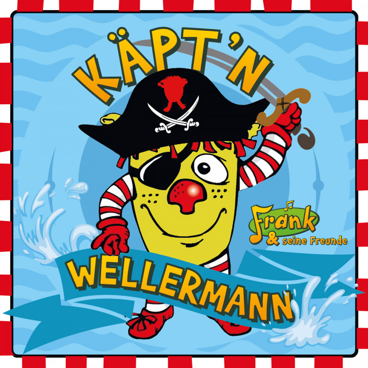 Käpt'n Wellermann - Cover