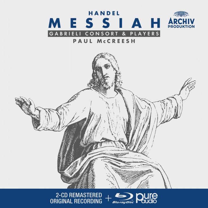 Handel Messiah - Gabrieli Consort & Players - Paul McCreesh
