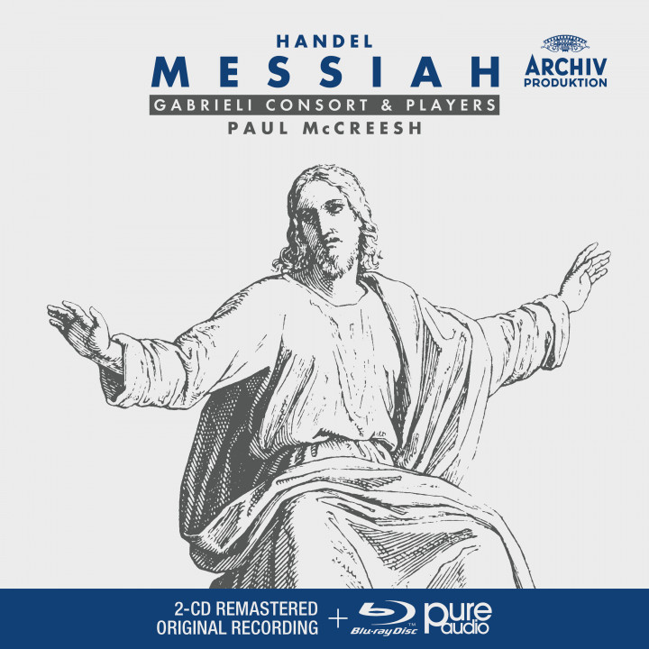 Handel Messiah - Gabrieli Consort & Players - Paul McCreesh