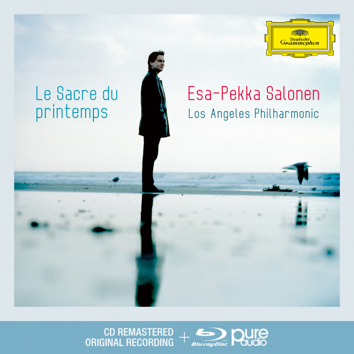 Stravinsky: Le Sacre du Printemps; Bartók: Miraculous Mandarin Suite; Mussorgsky: Night on Bald Mountain