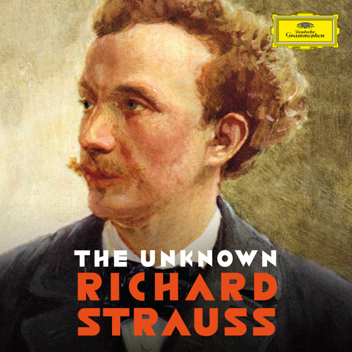 The Unknown Richard Strauss Cover
