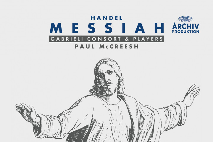 Paul McCreesh Handel Messiah Remaster Website Cover
