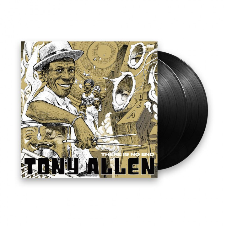 There Is No End (Ltd. Ed. Collectors Edition 2LP)