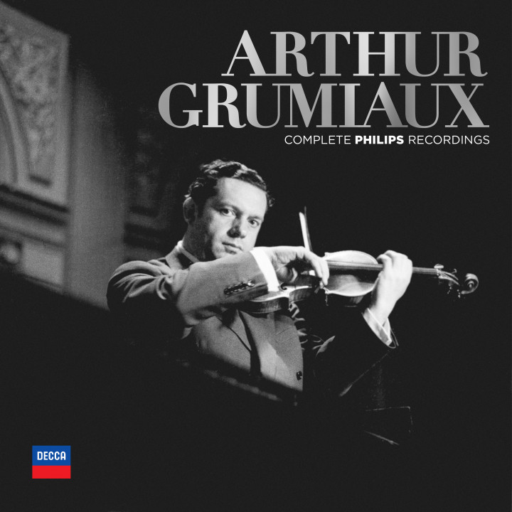 Arthur Grumiaux Complete Philips Recordings