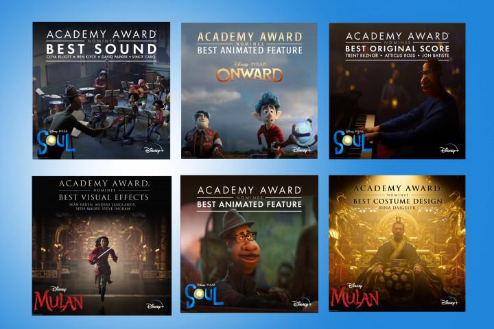 Disney Oscar Nominierung - Newsbild