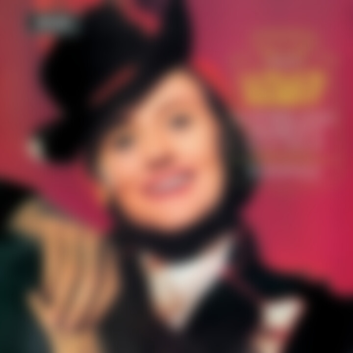 Donizetti La Fille du Régiment - Richard Bonynge Cover