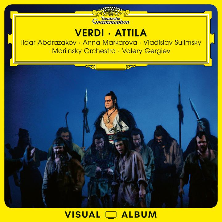 Verdi: Attila - Valery Gergiev Euroarts eVideo Cover