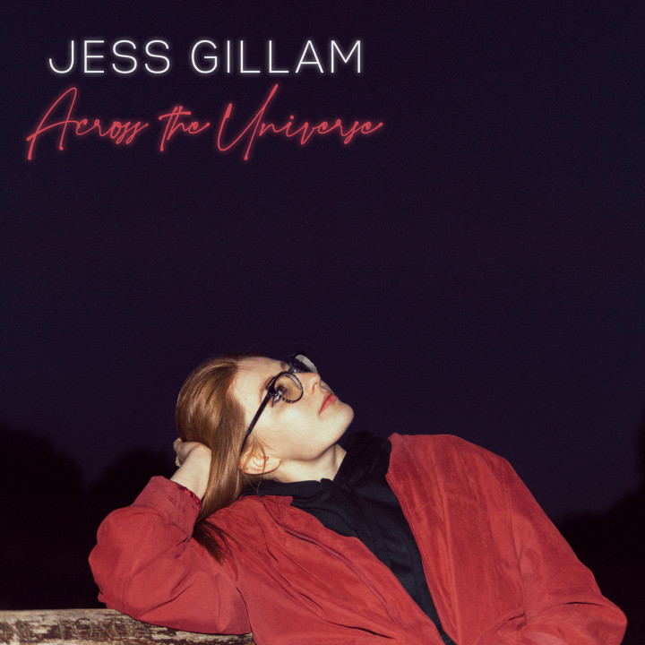 Jess Gillam - Across the Universe Cover