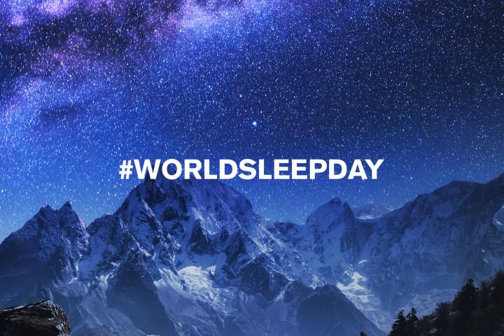 World Sleep Day DG Site News Header