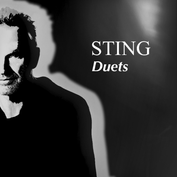Sting Duets LP Cover