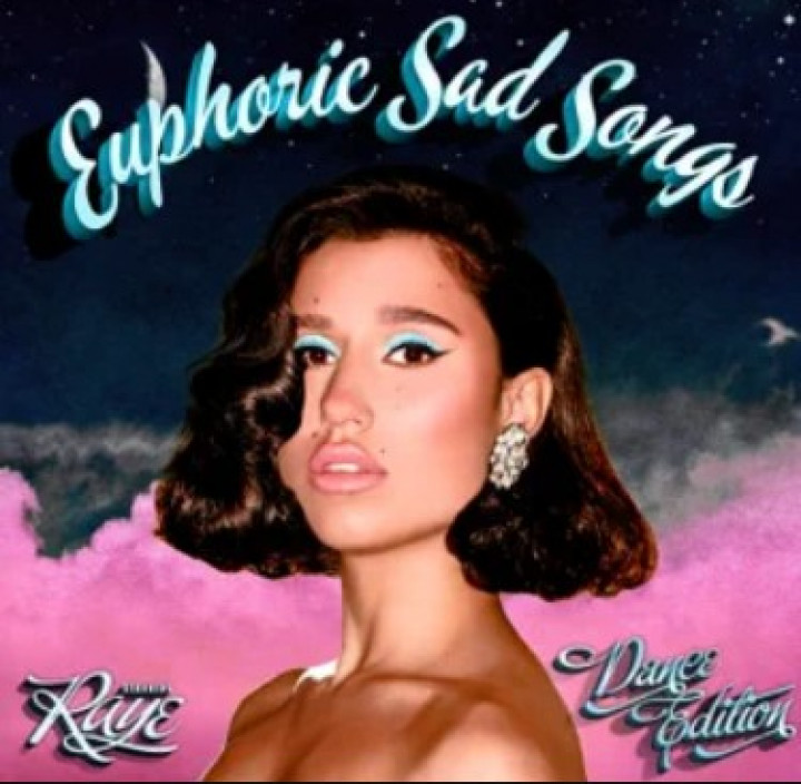RAYE Euphoroc sad song dance edition