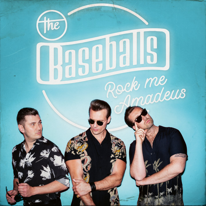 The Baseballs - Rock me Amadeus - Cover
