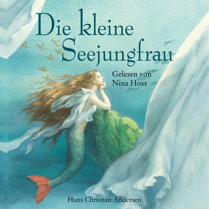 Die kleine Seejungfrau - Cover