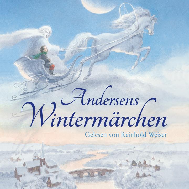 Andersens Wintermärchen - Cover
