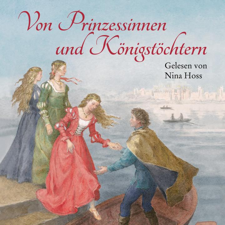 Von Prinzessinnen und Königstöchtern - Cover