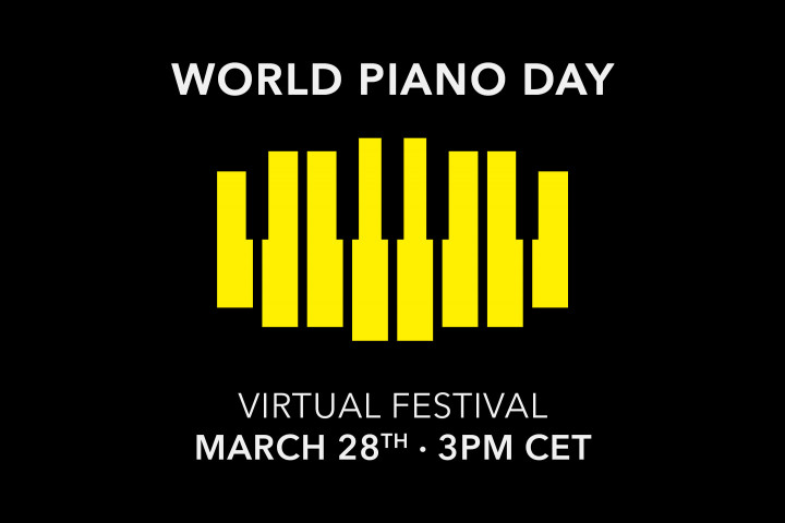 World Piano Day - DG Site News