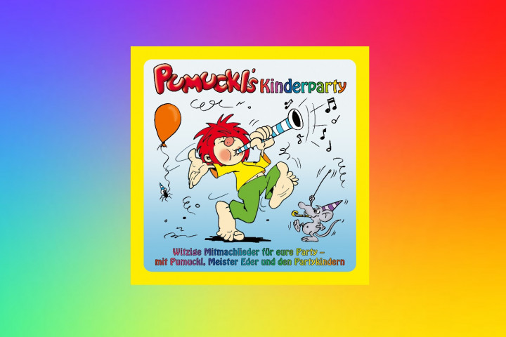 Pumuckl Kinderparty