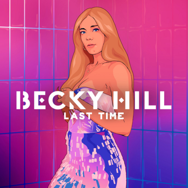 Becky Hill Last Time Cover