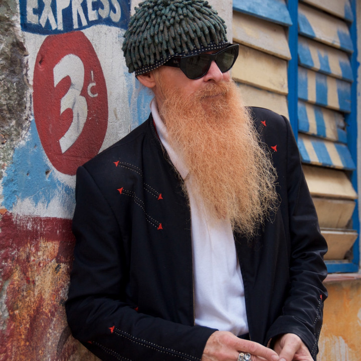 BILLY F GIBBONS 2021
