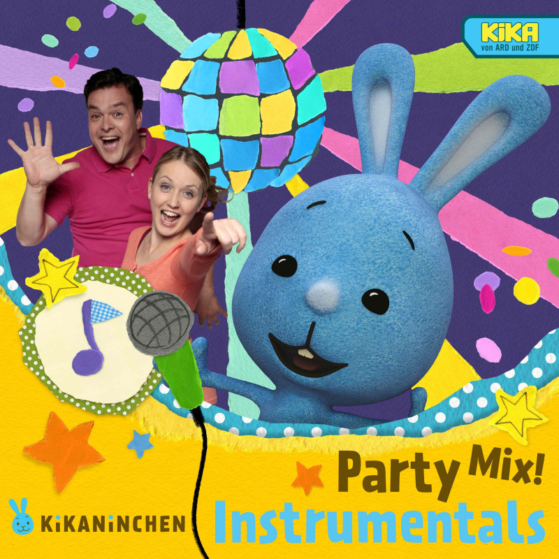 Kikaninchen Party Mix! Instrumentals