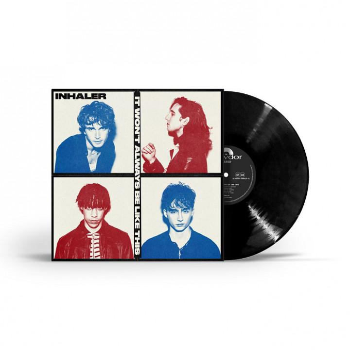 It wont always be like this Black Vinyl