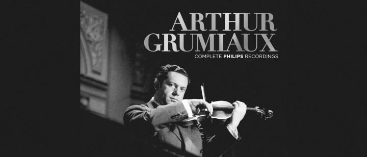 Arthur Grumiaux – Complete Philips Recordings (Trailer)
