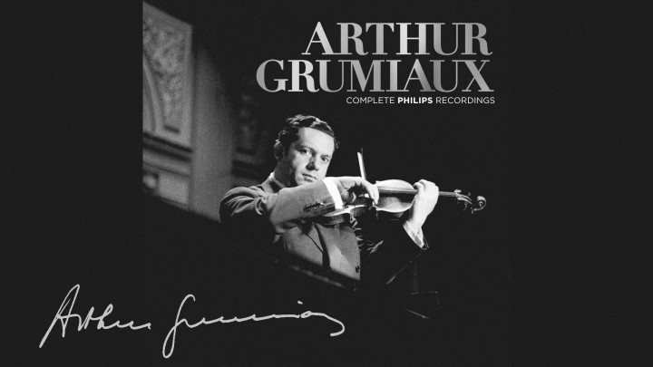 Arthur Grumiaux – Complete Philips Recordings (Trailer)