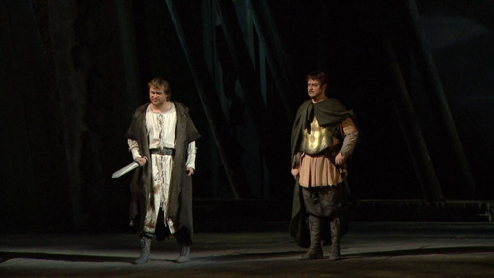 Sergei Skorokhodov, Vladislav Sulimsky & Mariinsky Chorus – Verdi: Attila Act 3: Che Piu S'Indugia
