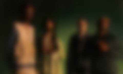 Sons Of Kemet (v.l.n.r. Shabaka Hutchings / Eddie Hick / Tom Skinner / Theon Cross)