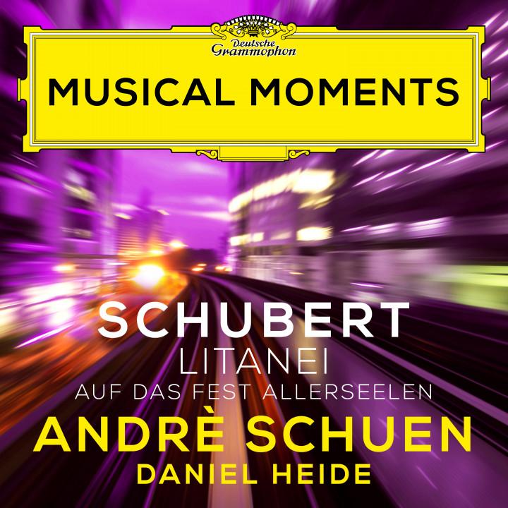 Andrè Schuen - Schubert: Litanei auf das Fest Allerseelen, D. 343 Cover