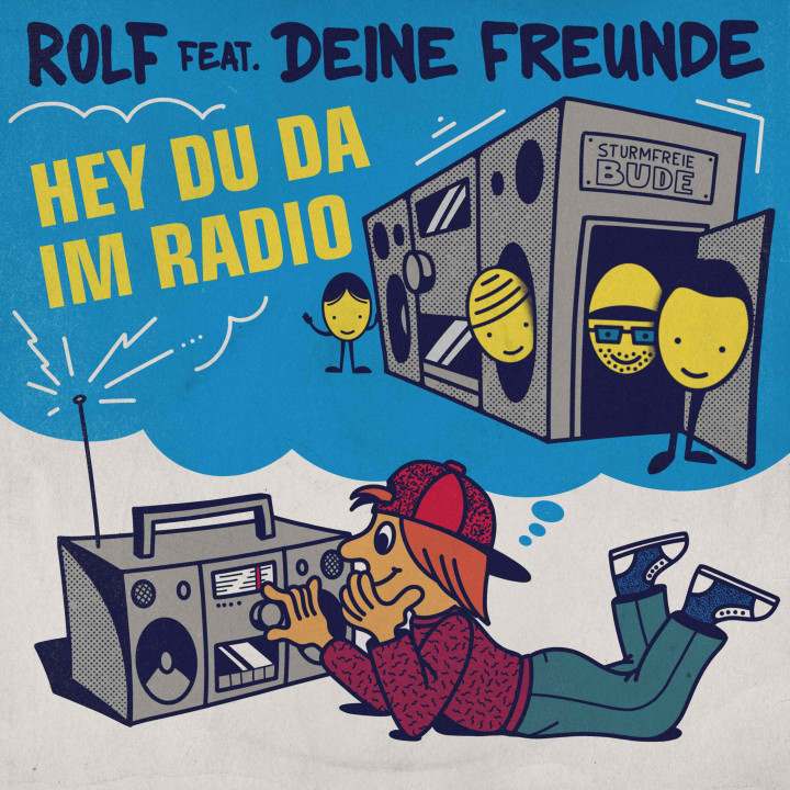 Hey du da im Radio