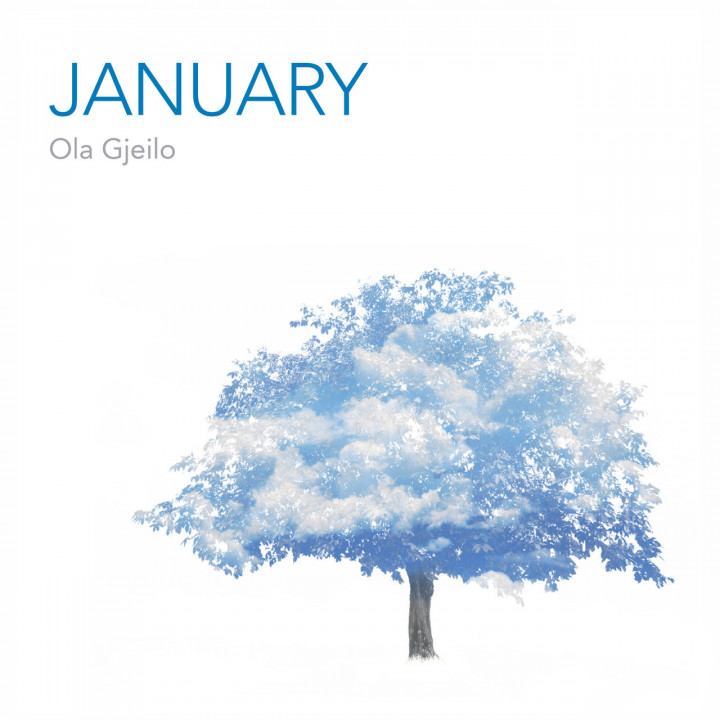 Ola Gjeilo - January Cover