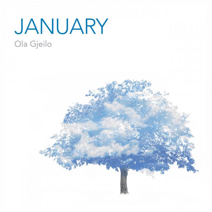 Ola Gjeilo - January Cover