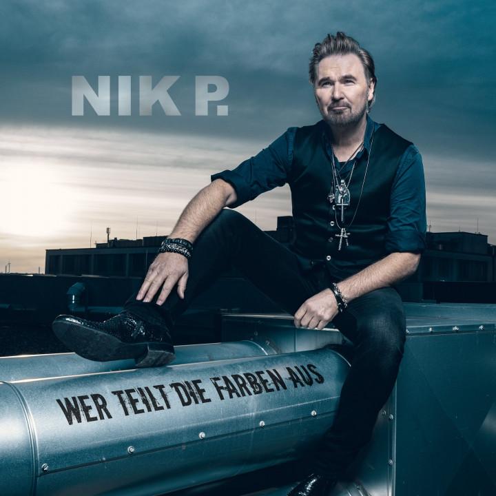 Nik P. - Wer teilt die Farben aus - Cover