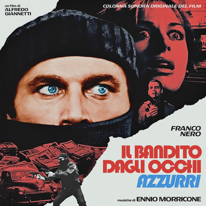 Il Bandito Dagli Occhi Azzurri (The Blue-Eyed Bandit)
