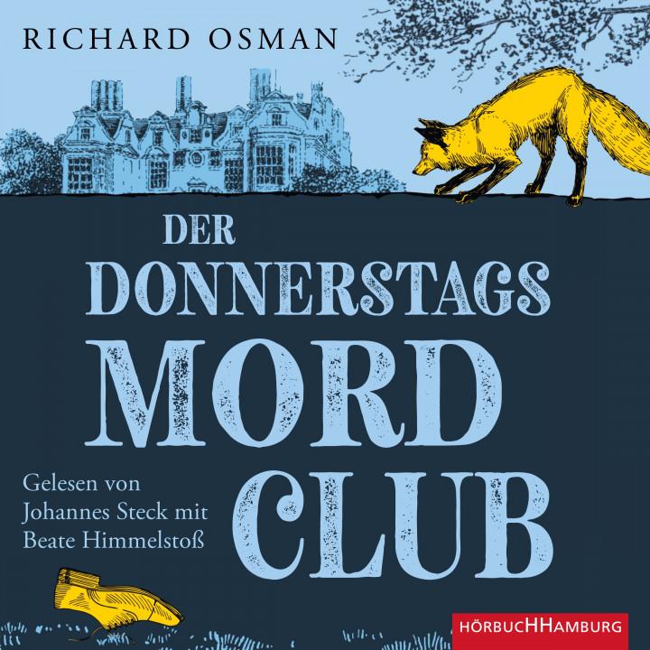 Der Donnerstagsmordclub - Richard Osman - COVER