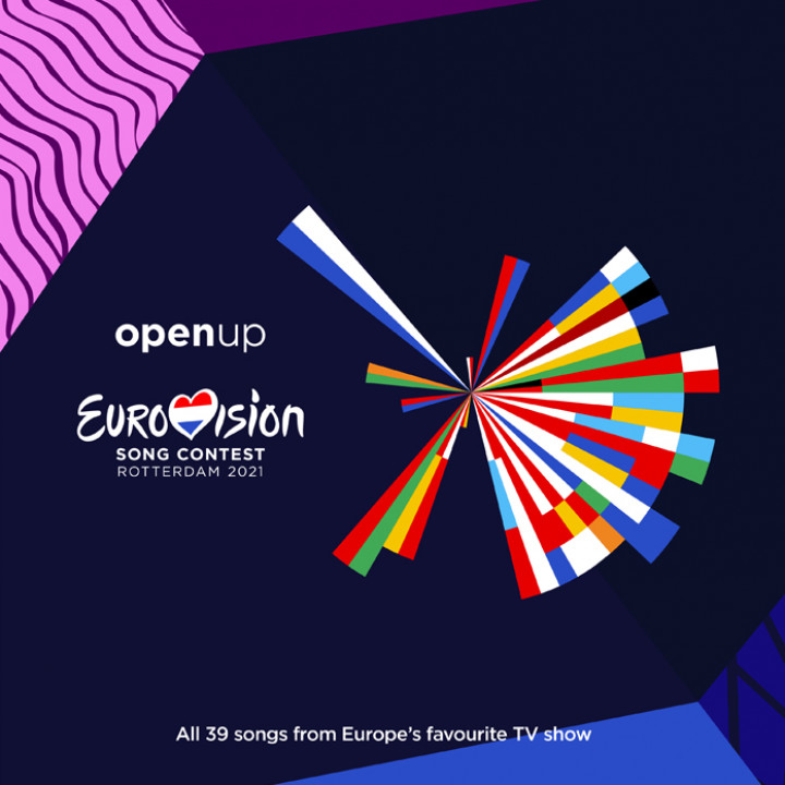 Eurovision Song Contest Rotterdam 2021 digital