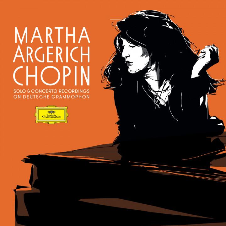 Martha Argerich - Chopin: Solo & Concerto Recordings on Deutsche Grammophon