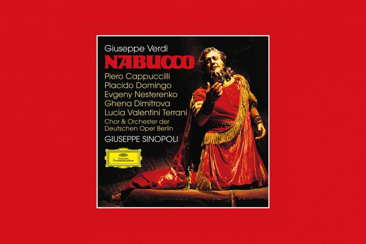 Sinopoli Verdi: Nabucco Cover