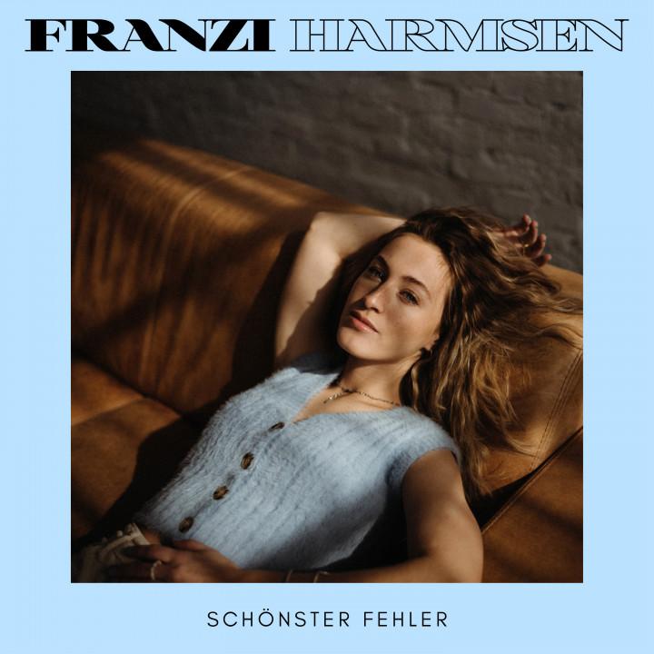Franzi Harmsen - Schönster Fehler - Cover