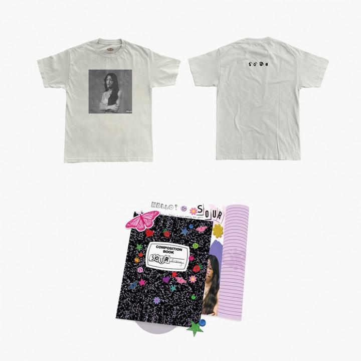 Journal CD + T-Shirt + Signed Card
