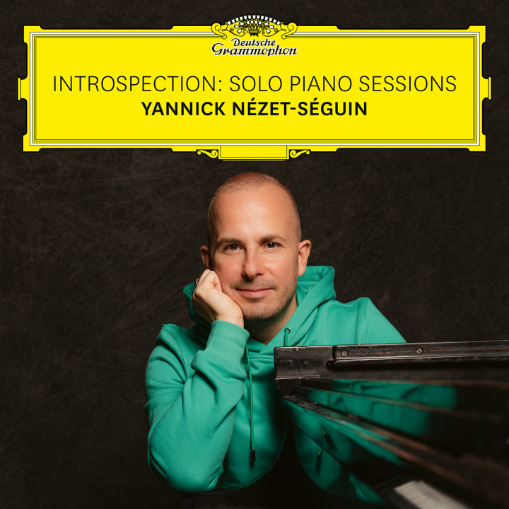Yannick Nézet-Séguin - Introspection: Solo Piano Sessions Cover