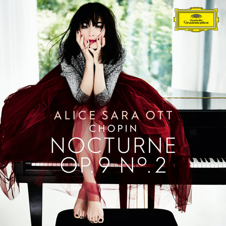 Alice Sara Ott - Chopin: Nocturnes, Op. 9: No. 2 in E Flat Major. Andante Cover