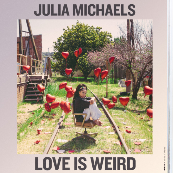 Love Is Weird Cover