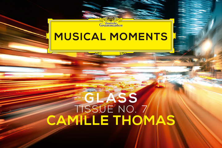 Camille Thomas Musical Moments Website