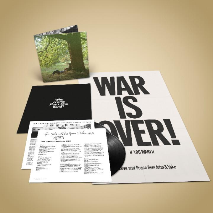Plastic Uno Band LP Packshot
