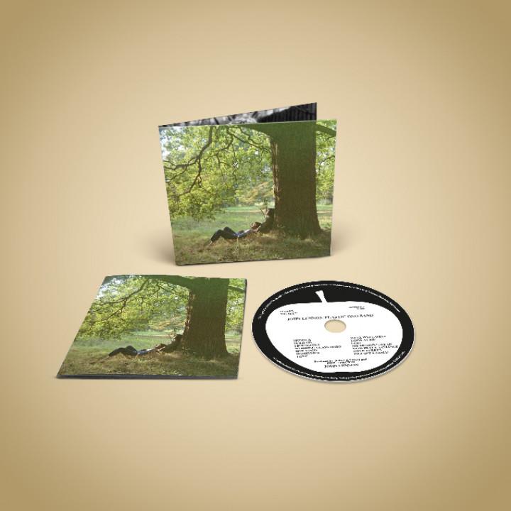 Plastic Uno band CD Packshot